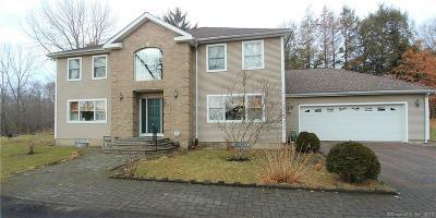 Morris Single Family Home For Sale: 266 Thomaston Road