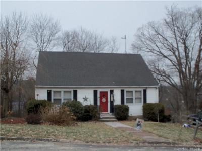 Waterbury Single Family Home For Sale: 81 White Birch Drive