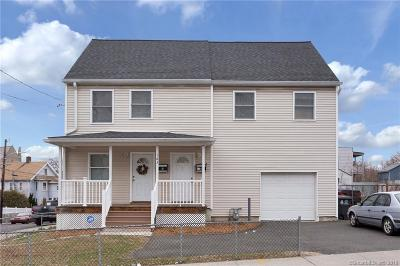 Stamford Single Family Home For Sale: 163 Lockwood Avenue