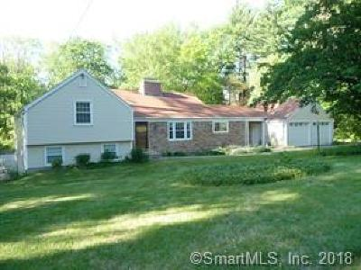 West Hartford Single Family Home For Sale: 6 Westmont