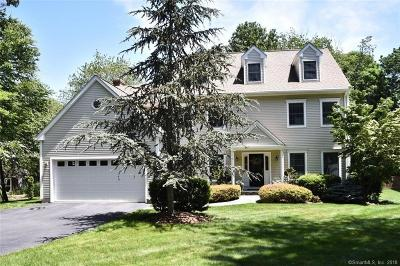 Waterford CT Single Family Home For Sale: $550,000
