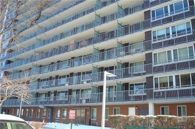 New Haven Condo/Townhouse For Sale: 100 York Street #5H