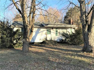 Meriden Single Family Home For Sale: 35 Marlson Road