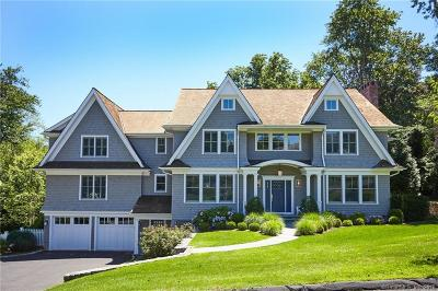 Westport CT Single Family Home For Sale: $3,400,000