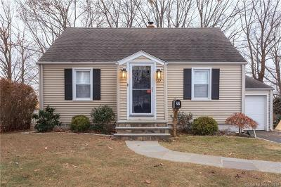 Norwalk CT Single Family Home For Sale: $469,000