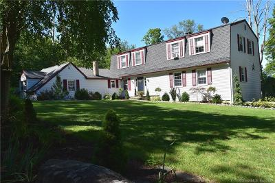 Bridgewater CT Single Family Home For Sale: $569,900