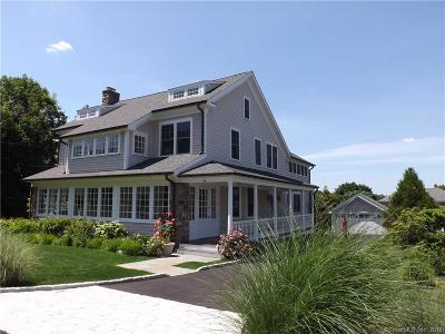 Stamford Single Family Home For Sale: 34 Gurley Road