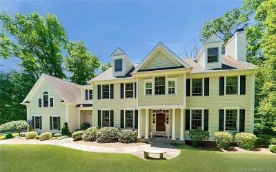 Westport Single Family Home For Sale: 53 Clinton Avenue