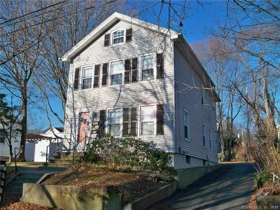 Wallingford Multi Family Home For Sale: 143 Fair Street