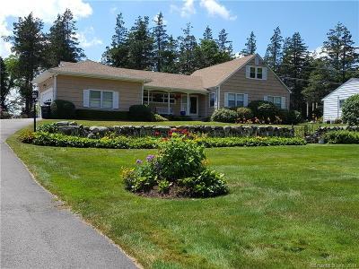 Stamford Single Family Home For Sale: 312 Thornridge Drive