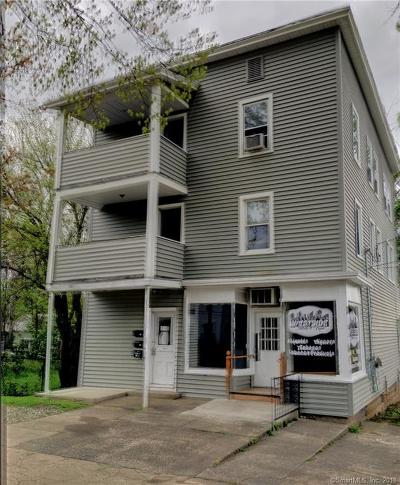 Bristol Multi Family Home For Sale: 94 West Street