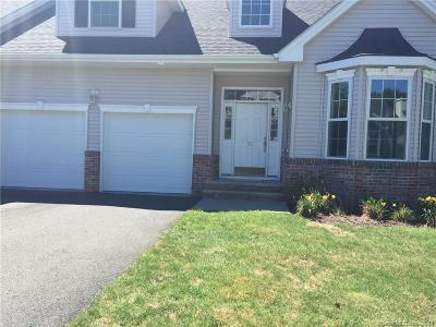 Windsor CT Condo/Townhouse For Sale: $357,000