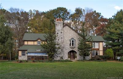 Suffield Single Family Home For Sale: 1238 Mountain Road