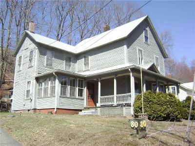 Stafford Single Family Home For Sale: 80 Furnace Avenue