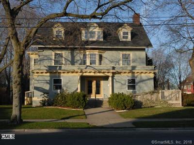 Single Family Home For Sale: 800 Clinton Avenue