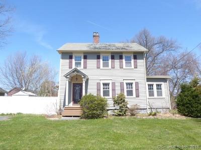 Single Family Home For Sale: 796 Thompsonville Road