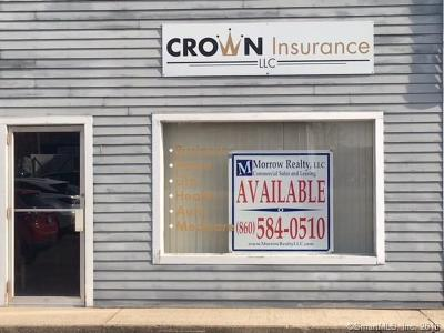 Plainville Commercial For Sale: 466 East Street #1