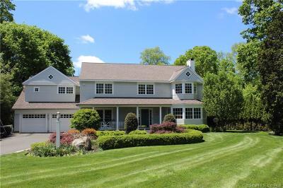 Norwalk Single Family Home For Sale: 107 Highland Avenue