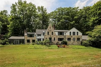 Stamford Single Family Home For Sale: 133 Laurel Road