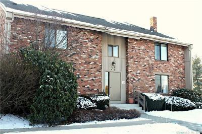 South Windsor Condo/Townhouse For Sale: 1 Amato Drive #E