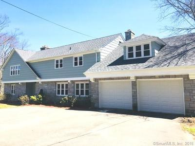 Coventry Single Family Home For Sale: 857 South Street