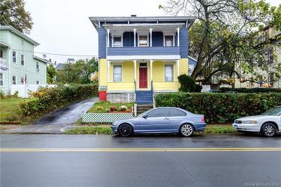 New Britain Multi Family Home For Sale: 272-74 Glen