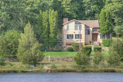 Groton Single Family Home For Sale: 743 River Road