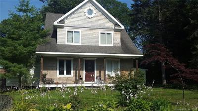 Branford Single Family Home For Sale: 237 Alps Road