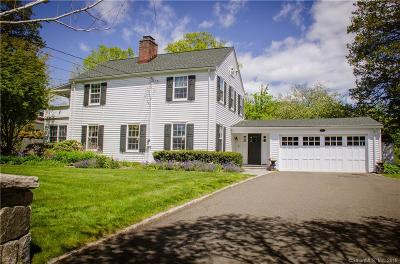 New Haven County Single Family Home For Sale: 282 Pine Orchard Road