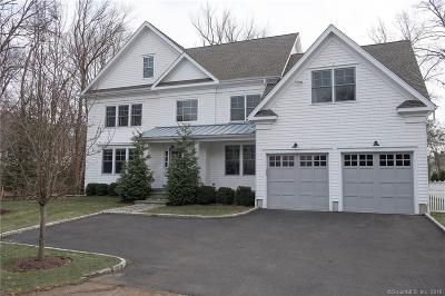 Westport CT Single Family Home For Sale: $2,100,000