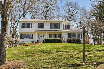 Woodbury Single Family Home For Sale: 90 Barnhill Road