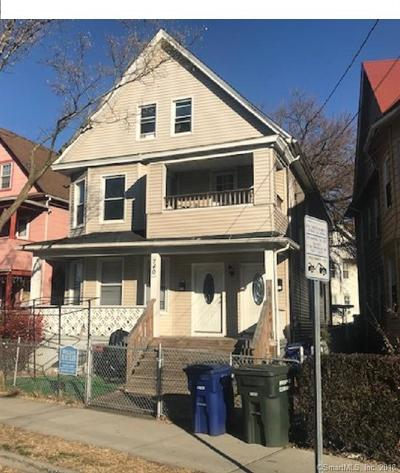 Bridgeport Multi Family Home For Sale: 740 Iranistan Avenue