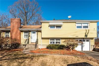 Berlin Single Family Home For Sale: 441 Farmington Avenue