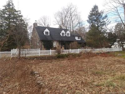 Wilton Single Family Home For Sale: 72 West Meadow Road