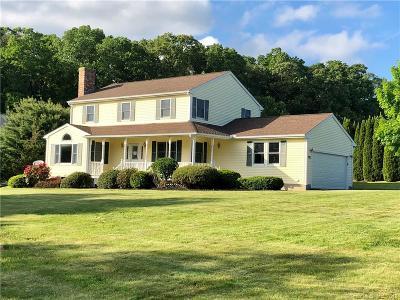 Pomfret Single Family Home For Sale: 92 Longmeadow Drive