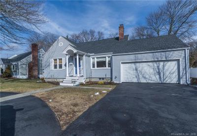 Fairfield Single Family Home For Sale: 1548 Stratfield Road
