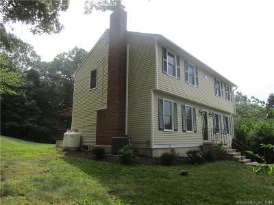 Shelton Single Family Home For Sale: 290 East Village Road