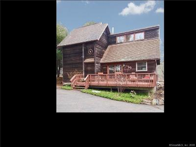 Stonington Single Family Home For Sale: 563 Greenhaven Road