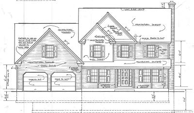 Windham County Single Family Home For Sale: Lot 4 Heritage Circle