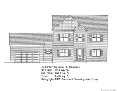 Wallingford Single Family Home For Sale: 00-1 Royal Oaks Lane