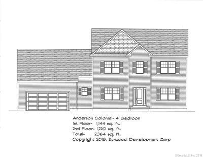 Wallingford Single Family Home For Sale: 00-2 Royal Oaks Lane