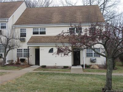 Middletown Condo/Townhouse For Sale: 1271 Washington Street #4
