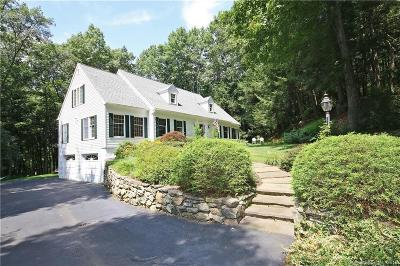 Ridgefield Single Family Home For Sale: 18 Old Stone Court