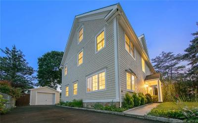 Stamford Single Family Home For Sale: 77 Charles Street