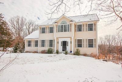 Danbury Single Family Home For Sale: 7 Palmer Road