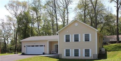 Ledyard Single Family Home For Sale: 4 Hilltop Drive