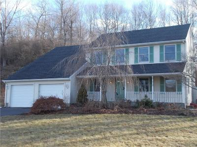 Cheshire Single Family Home For Sale: 1201 Cornerstone Court