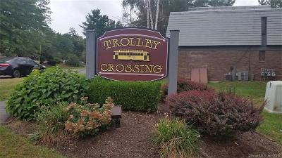 Middletown Condo/Townhouse For Sale: 27 Trolley Crossing Lane #27