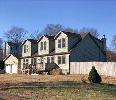 Stonington Single Family Home For Sale: 82 Elmridge Road