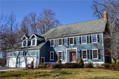 Farmington Single Family Home For Sale: 12 Boxwood Road